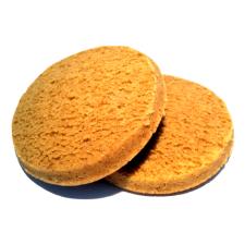 Pack of 2 vanilla sponge biscuits